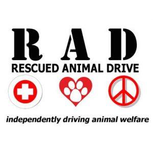 Rescue Animal Drive Logo