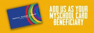 myschool myvillage myplanet loyalty programme banner