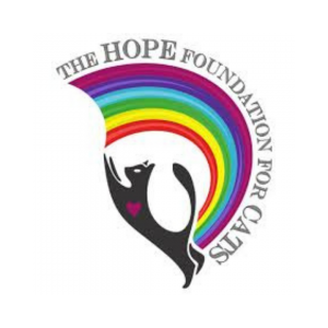 Hope Foundation for Cats Logo